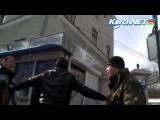 Неудачная попытка создания Майдана в крымском городе Керчь. Февраль 2014